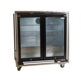 Display koeler, 2 deurs