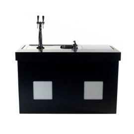 Barombouw LED-Design, zwart