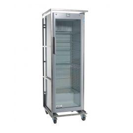 Koelkast, 346 liter, glazen deur