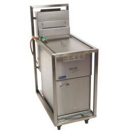 Pitco frituur 22-24 liter, gasgestookt