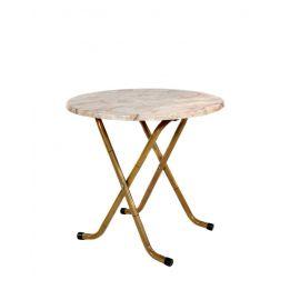 Rotan tafel (Ø80 cm)