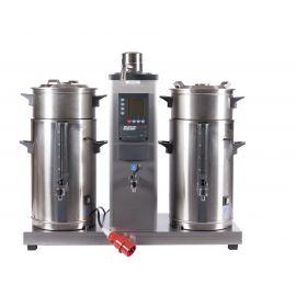 Koffiezetapparaat Bravilor 2x 20 liter + heetwaterkraan