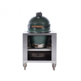 Big green egg barbecue (large)