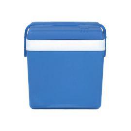 Koelbox 32 liter met ijsblokjes
