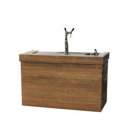 Barombouw (H)eerlijk hout (80x160 cm)