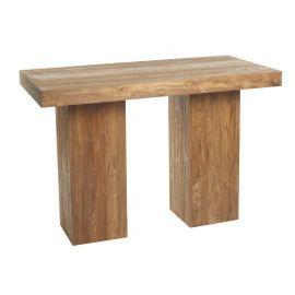 Statafel (H)eerlijk hout (80x160 cm)