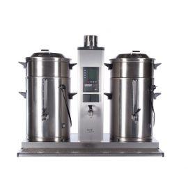 Koffiezetapparaat Bravilor 2x 10 liter + heetwaterkraan