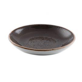 Schaaltje 13 cm Steelite DIEPBRUIN