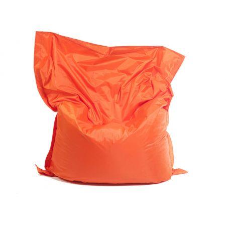 Zitzak Zwart Fatboy.Comfortabele Fatboy Oranje
