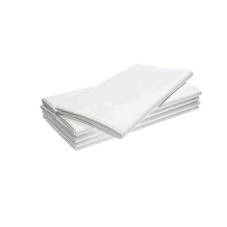 Tafellaken wit, ca. 130x140 cm